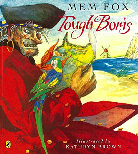 Tough Boris (0140564535) by Mem Fox