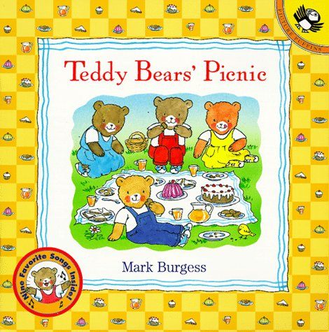 9780140564624: Teddy Bear's Picnic (Picture Puffins)