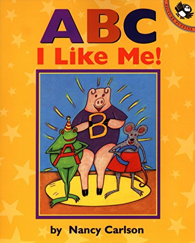 9780140564853: A B C I Like Me! (Picture Books)