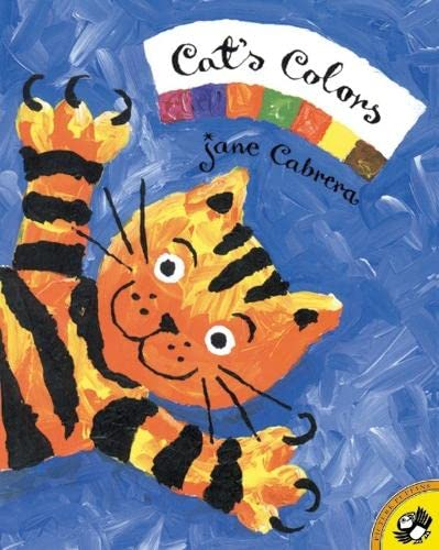 9780140564877: Cat's Colors (Picture Puffins)