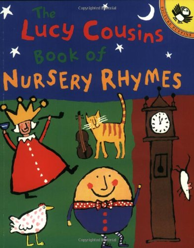 9780140564952: Lucy Cousins' Book of Nursery Rhymes