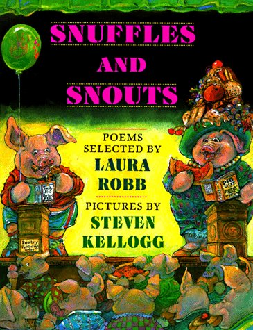 9780140565027: Snuffles and Snouts: Poems (Picture Puffins)
