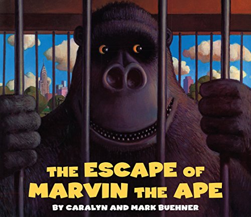 9780140565034: Escape of Marvin the Ape (Picture Puffins)