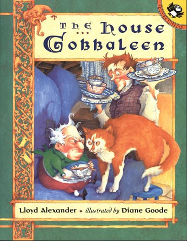 9780140565041: The House Gobbaleen (Picture Puffins)