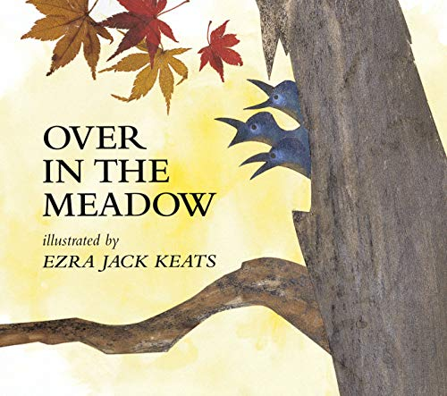 9780140565089: Over in the Meadow (Picture Books)