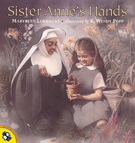 9780140565348: Sister Anne's Hands (Picture Puffins)