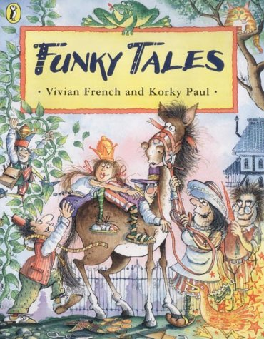 9780140565461: Funky Tales (Picture Puffin)