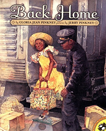 9780140565478: Back Home (Picture Books)