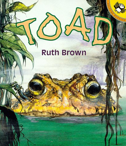 9780140565508: Toad (Picture Books)