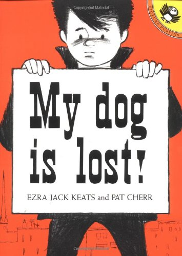 9780140565690: My Dog Is Lost (Picture Books)