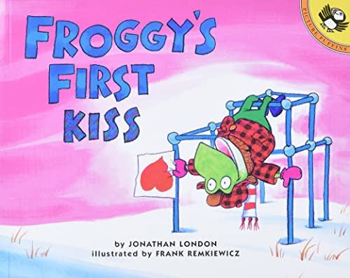 9780140565706: Froggy's First Kiss