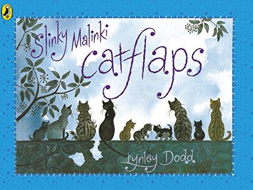9780140565720: Slinky Malinki Catflaps (Hairy Maclary and Friends)