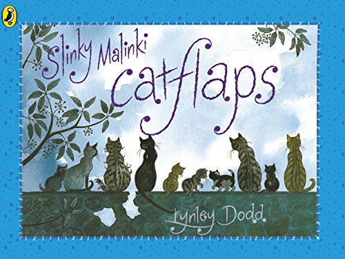 Slinky Malinki Catflaps (Hairy Maclary and Friends) (0140565728) by Lynley Dodd