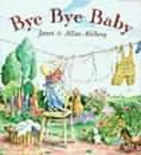 9780140565829: Bye Bye Baby: A Sad Story with a Happy Ending (Picture Puffin)