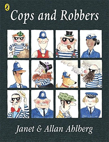 9780140565843: Cops and Robbers (Picture Puffin)