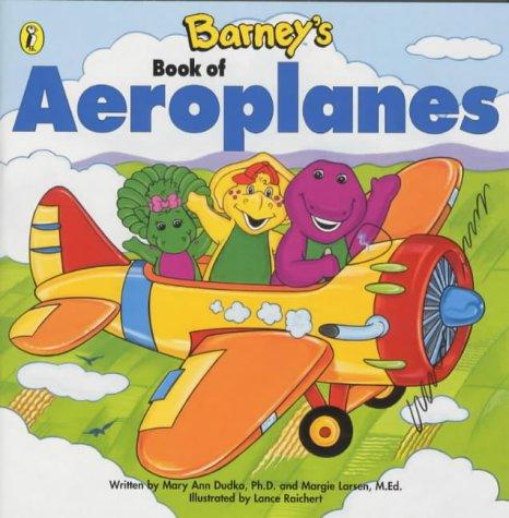 9780140566437: Barney's Book of Aeroplanes