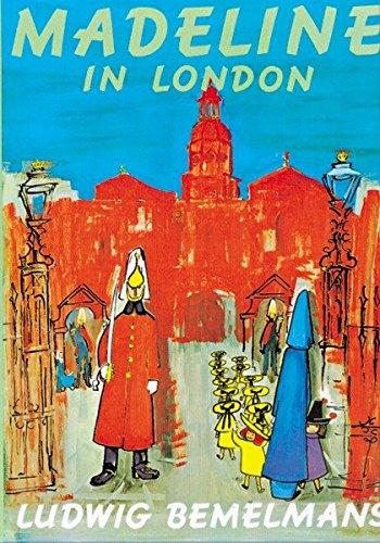 9780140566499: Madeline in London (Viking Kestrel picture books)