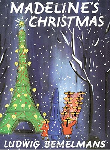 Madeline's Christmas (Picture Puffin Books)