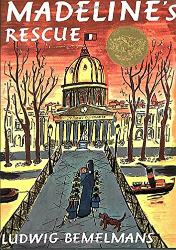 9780140566512: Madeline's Rescue (Picture Puffin Books)