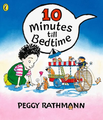 9780140566536: Ten Minutes Till Bedtime (Picture Puffin)