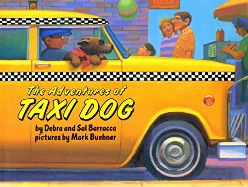 9780140566659: The Adventures of Taxi Dog (Picture Puffins)