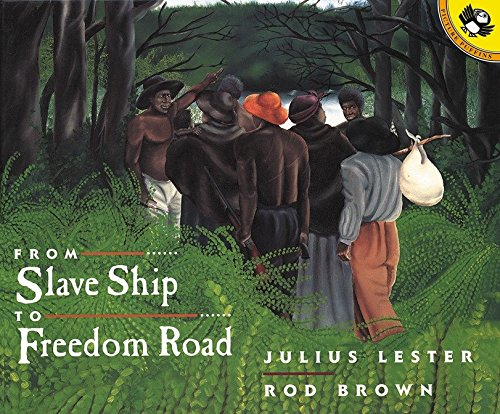 9780140566697: From Slave Ship to Freedom Road