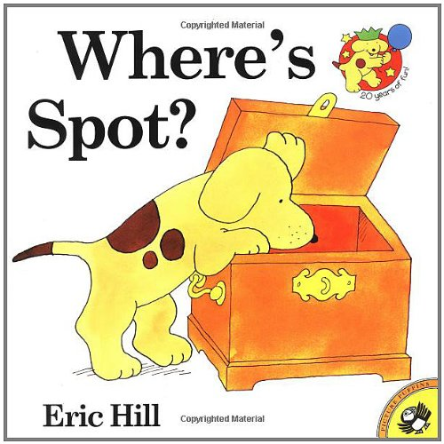 9780140566765: Where's Spot? (Giant Book) (Picture Puffins)