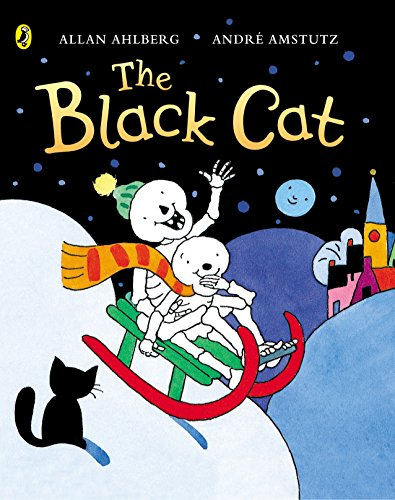 9780140566802: Funnybones: The Black Cat
