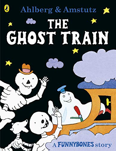 9780140566819: The Ghost Train (Funnybones)