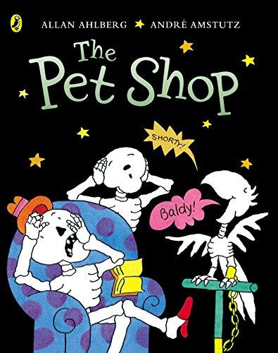 9780140566826: Funnybones The Pet Shop