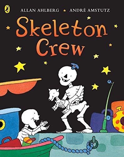 9780140566833: Funnybones Skeleton Crew