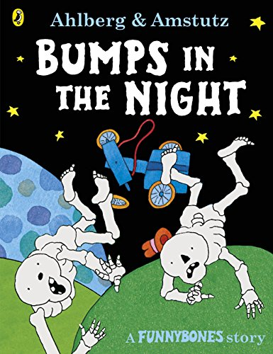 9780140566840: Bumps in the Night - Funnybones (Picture Puffin S.)