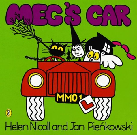 9780140566895: Meg's Car (Picture Puffin)