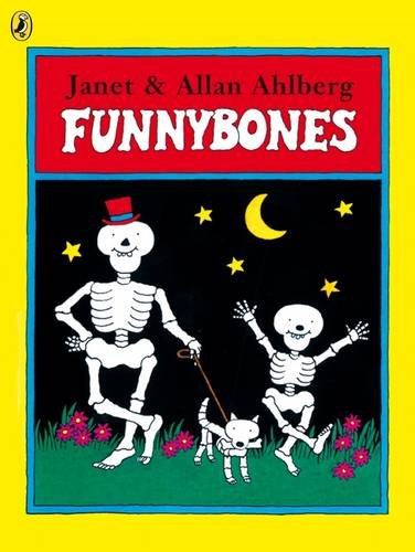 Funnybones (Picture Puffin): Ahlberg, Janet and