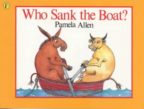9780140566932: Who Sank the Boat?