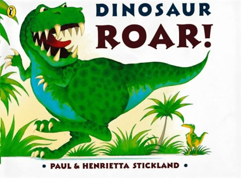 9780140566963: Dinosaur Roar! (Picture Puffin)