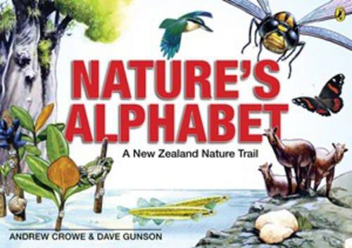 9780140567106: Nature's Alphabet: A New Zealand Nature Trail