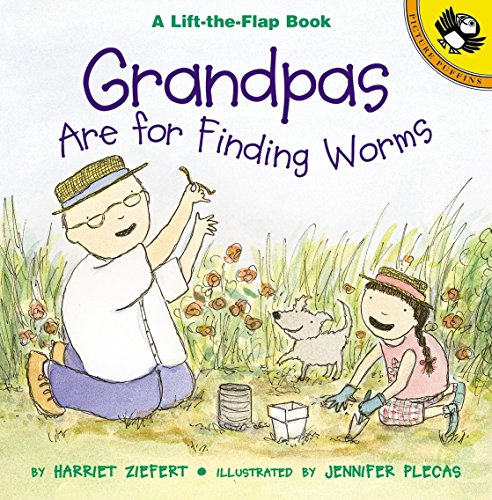 9780140567199: Grandpas are for Finding Worms (Picture Puffins)