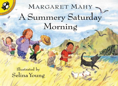 9780140567205: A Summery Saturday Morning (Picture Puffin Books)