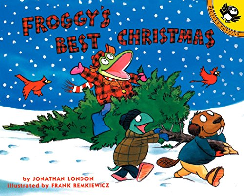 9780140567359: Froggy's Best Christmas