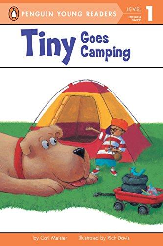 9780140567410: Tiny Goes Camping