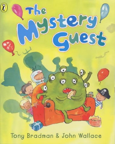 9780140567496: The Mystery Guest (Picture Puffin)