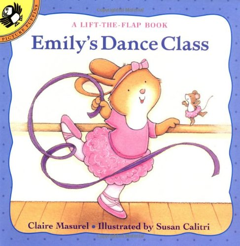 9780140567588: Emily's Dance Class (Picture Puffins)