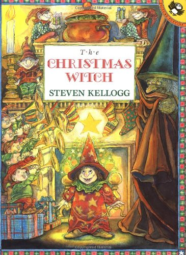 9780140567625: The Christmas Witch (Picture Puffins)