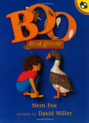 9780140567663: Boo to a Goose (Picture Puffins)