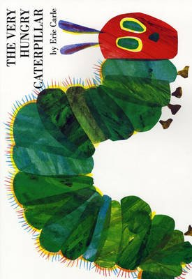 The Very Hungry Caterpillar (Picture Puffin) (0140567747) by Carle, Eric
