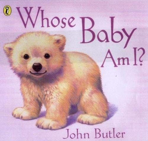 9780140567755: Whose Baby Am I? (Picture Puffin)