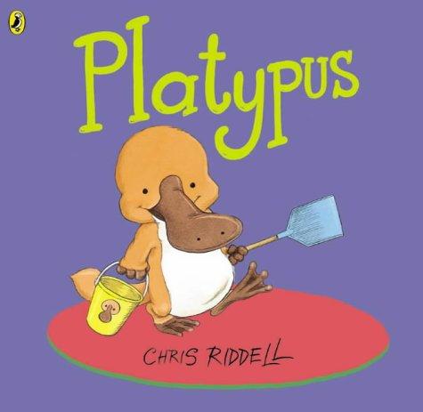 Platypus: Riddell, Chris