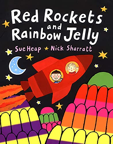 9780140567854: Red Rockets and Rainbow Jelly