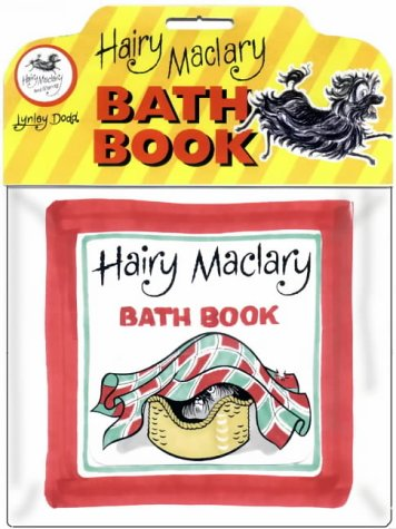 9780140568004: The Hairy Maclary Bath Book